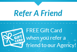 Refer a Friend Gift Card Giveaway Image